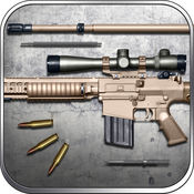 M110狙击步枪