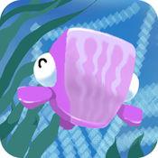 疯狂捕鱼开心版 -可爱好玩捕鱼冒险大作战游戏