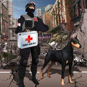 抗震救灾和救援模拟器