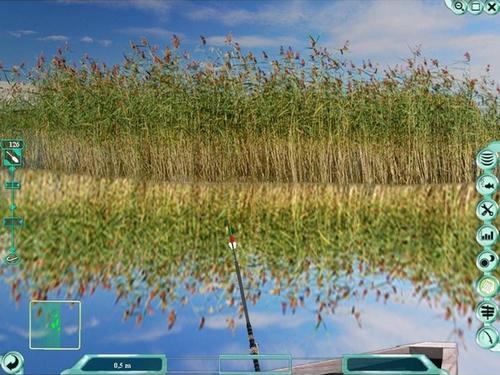 钓鱼模拟 2011