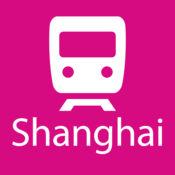 Shanghai Rail Map Li