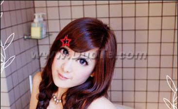 Photoshop教程:打造迷人的大眼睛美女