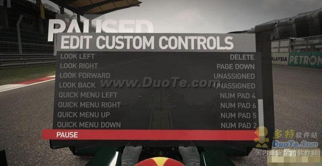 《F1 2010》半路换胎选择全教程