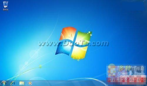 上网本安装Windows7系统的设置方法