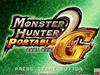 PSP《怪物猎人2G》里的小秘密