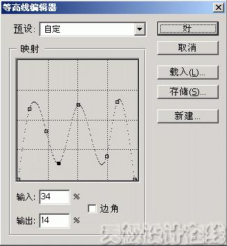 photoshop基础教程-图层样式之投影