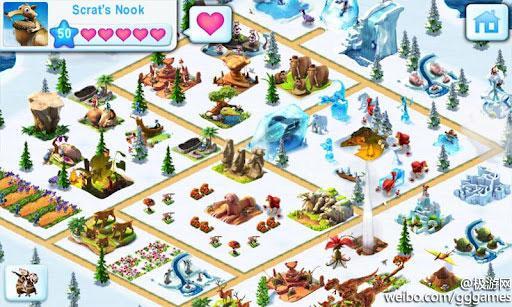 《冰河世纪》村庄规划攻略