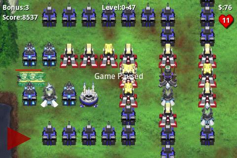 知己知彼:《机器人塔防》游戏攻略