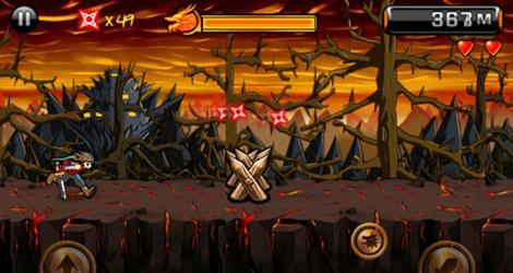 《魔界忍者2》图文攻略