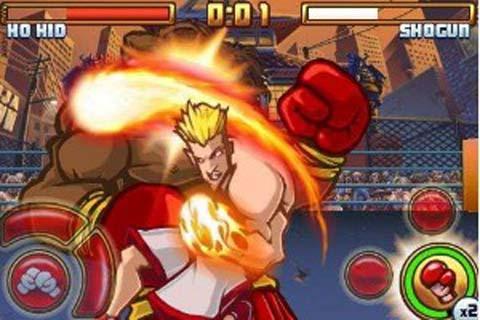 《超级拳击2》小技巧