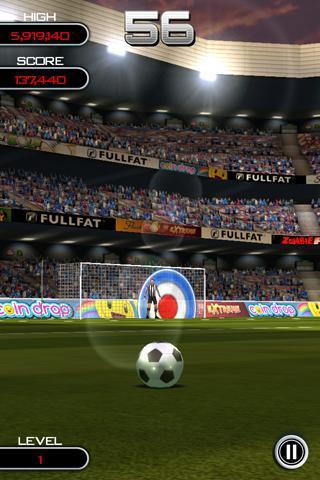 《手指足球》让足球在指尖飞舞