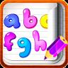 拼音字母拼图儿童益智游戏