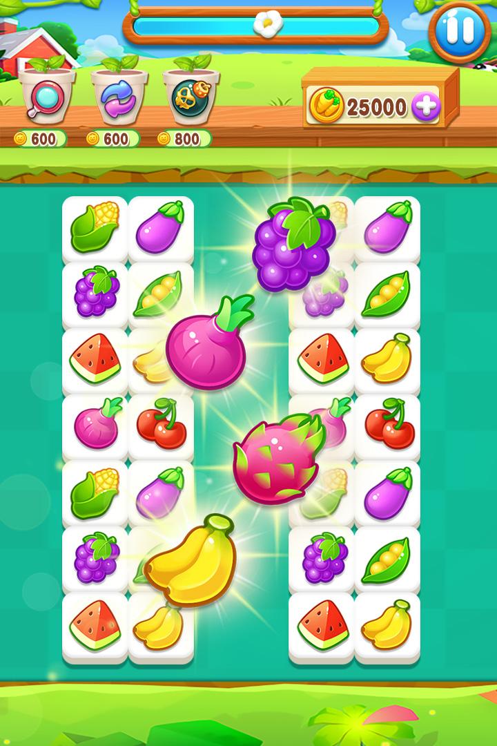 趣味果蔬连连看软件截图4