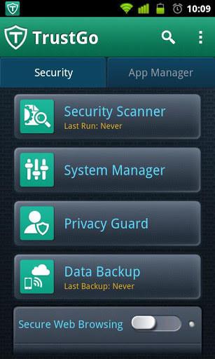 防病毒和手机安全