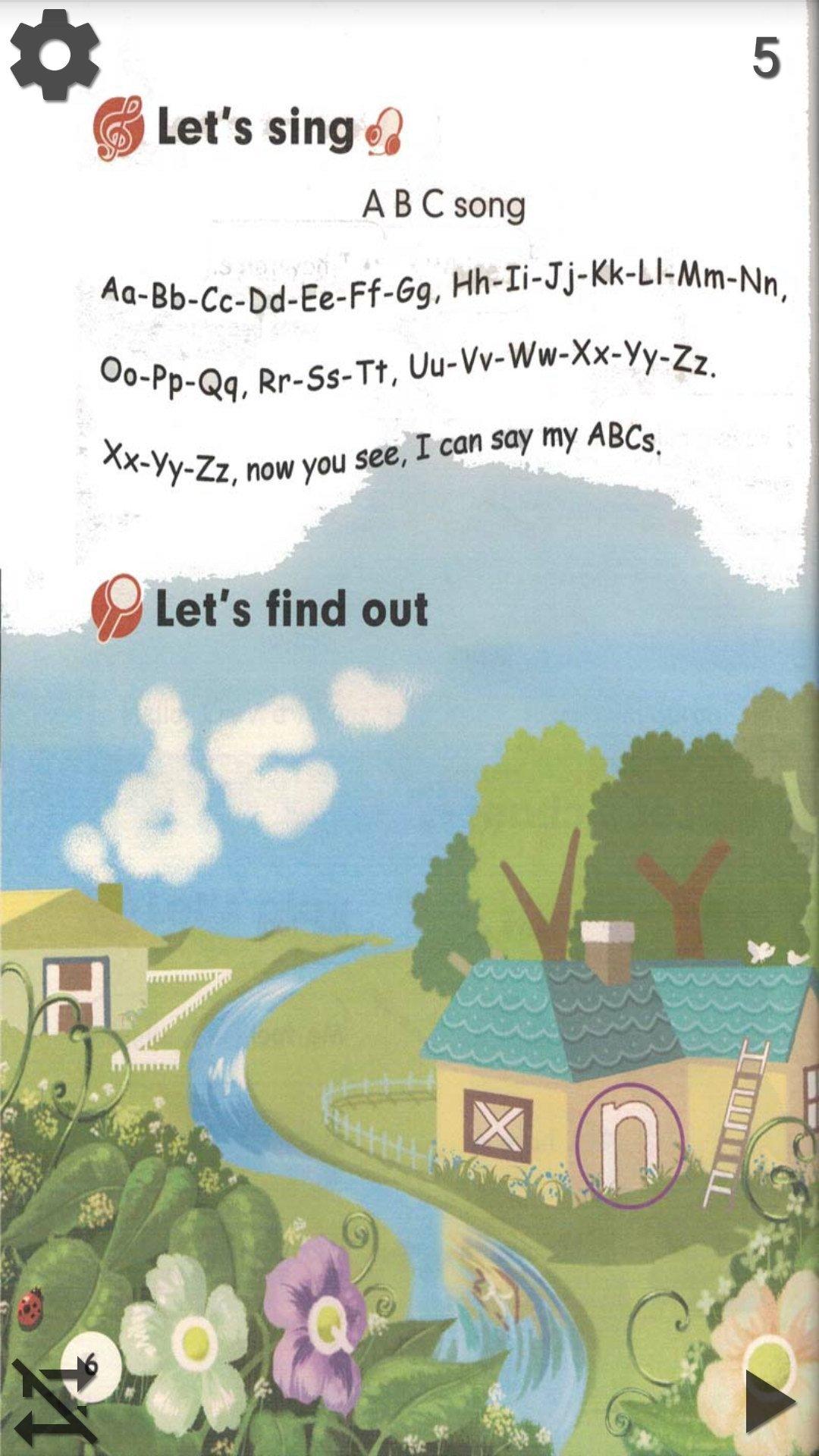 小学英语三年级上软件截图1