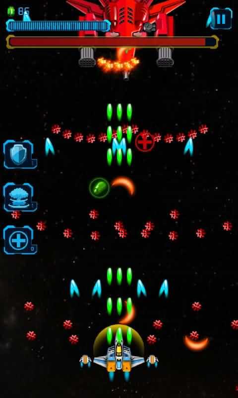 雷霆飞机大战软件截图3