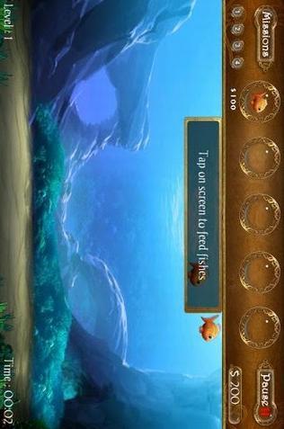 养鱼游戏 精简版