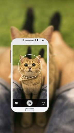 Camera for Android软件截图4
