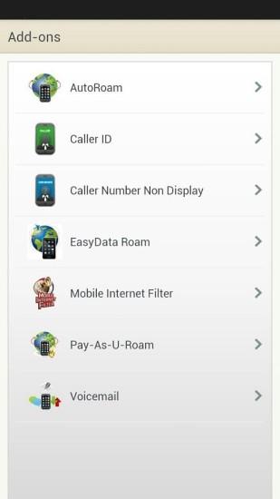 我的新加坡电信帐户软件截图1