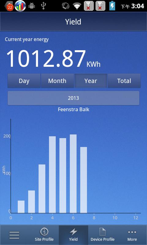 SolarMan监控软件截图3