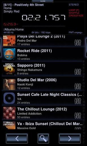 中子播放器(Neutron Music Player)软件截图1
