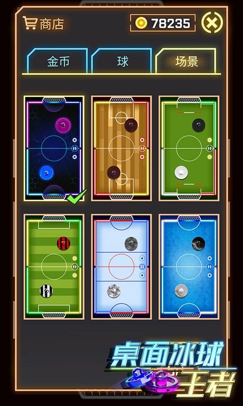 桌面冰球王者软件截图2