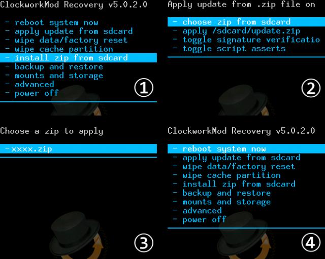 G18 Sense 4.0 OrDroid 1.7.5
