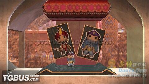 PSP《小小大星球》攻略之西亚和北非1