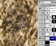 3DS MAX制作海螺工艺品