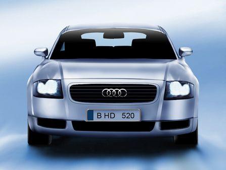 PhotoShop鼠绘:奥迪轿车