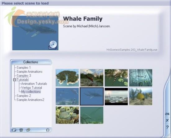 Vue 5 Esprit 基础教程之视觉浏览器详解