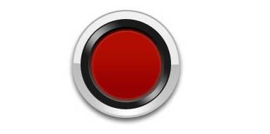 PS按钮制作基础教程之制作金属边框水晶按钮