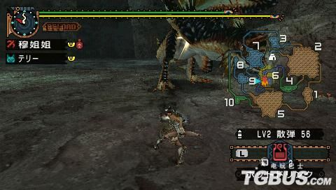 《怪物猎人2G》怪物讨伐之水龙重弩攻略篇