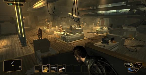 《杀出重围3:人类革命》剧情图文攻略
