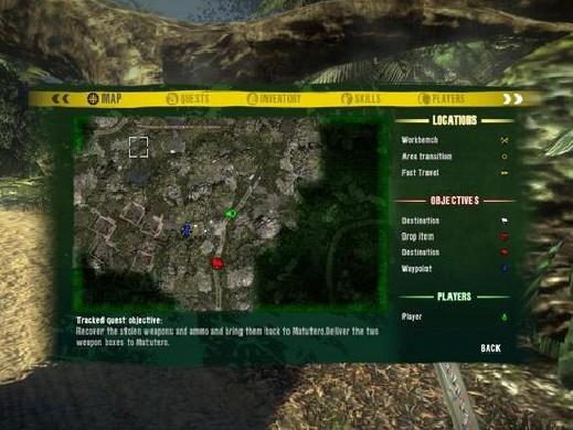 《死亡岛》全支线任务图文攻略