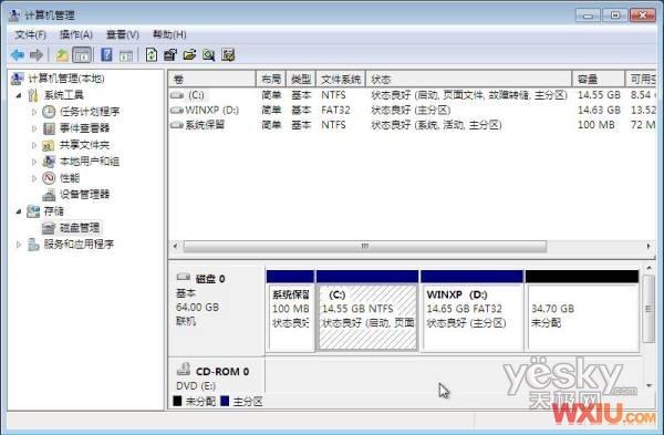 Xp和Win7双系统怎么安装