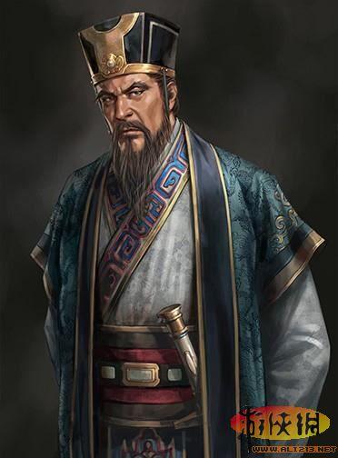 《三国志12》角色之司馬懿