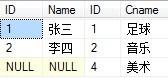 SQL多表连接查询(详细实例)_电脑软硬件应用网