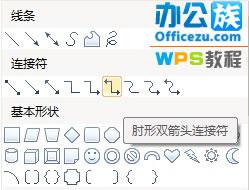 仅需三步,WPS文字轻松插入结构图