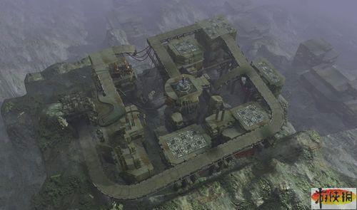 《防御阵型觉醒》地图一览