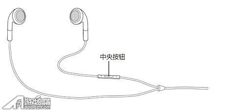 iPhone4s耳机线控完美使用方法