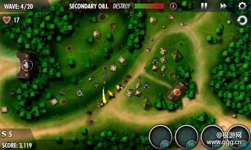 轰炸机防御iBomberDefensePacific入门攻略