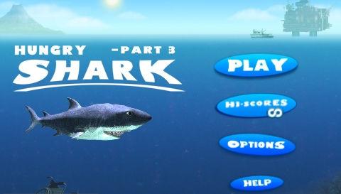 《3D饥饿鲨鱼第2部》游戏基础攻略