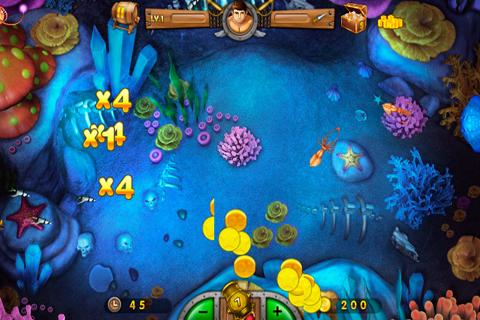 《捕鱼达人之海底捞》详细攻略介绍