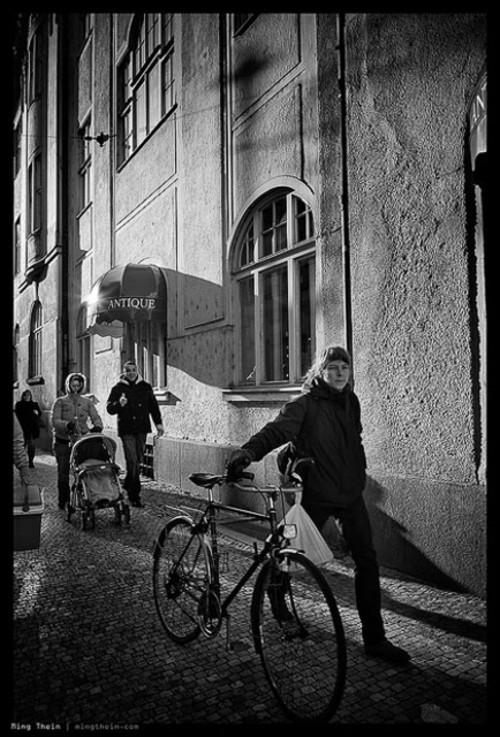 街头人像摄影技巧