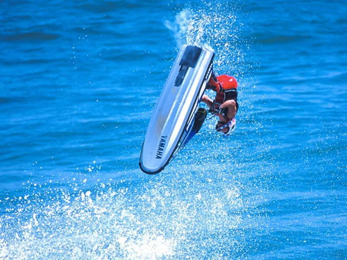 水上运动摄影技巧