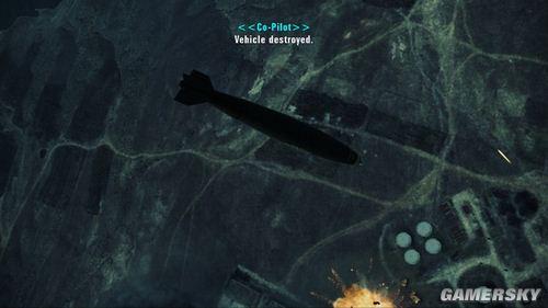 《皇牌空战7:突击地平线》流程攻略第十一关:Launch(发射)