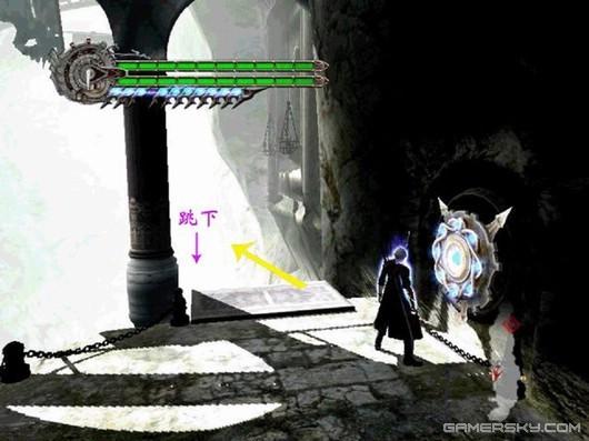《鬼泣4》游戏道具收集图文指引
