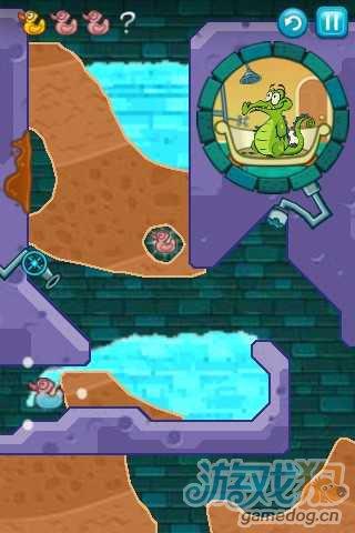 《鳄鱼小顽皮爱洗澡》之我爱干燥:制作斜坡