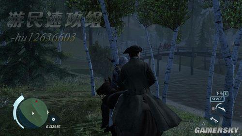 《刺客信条3》第七章之午夜狂奔